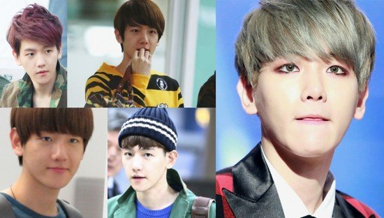Kpop Makeup For Guys 10 Male idols Before a...