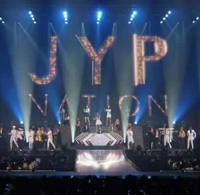 2PM,miss-A,sunmi,got7