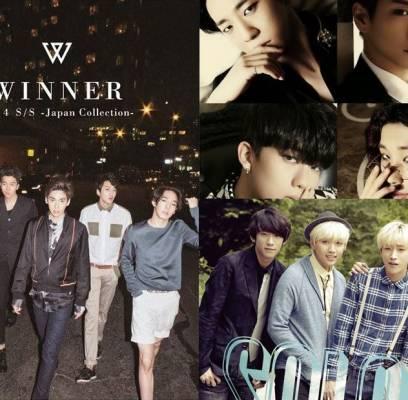 B1A4,BAP,TVXQ,BoA,winner