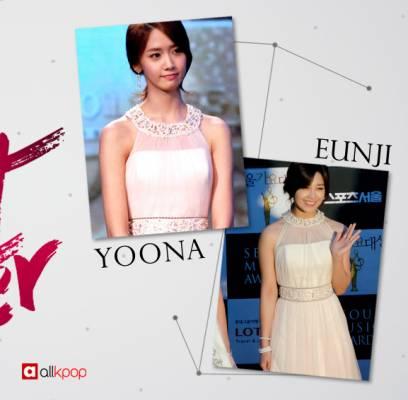 Eunji,Eunji,YoonA