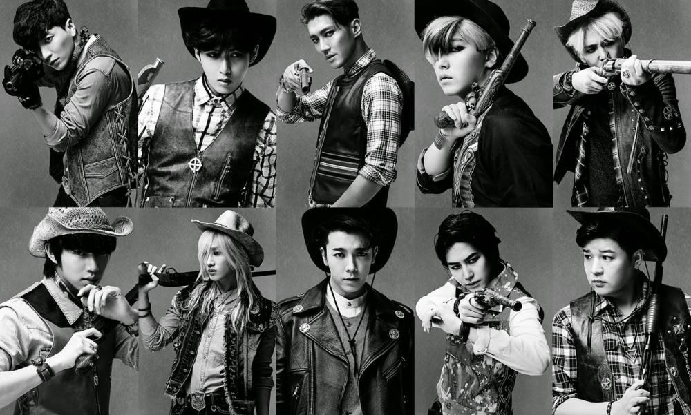 2PM, SECRET, Super Junior, T-ara, TEEN TOP, BTS, Yoo Seung Woo, Puer Kim, Lip Service, JJCC, Red Velvet, Park Bo Ram, POTEN (4TEN), NASTY NASTY, SPICA.S