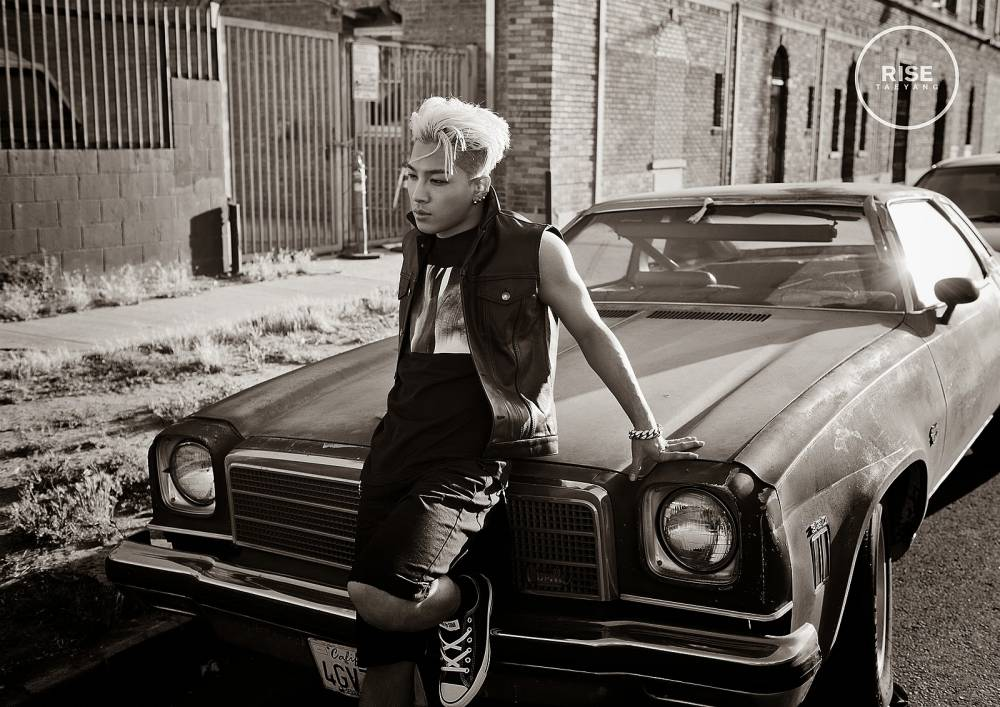 Big Bang, Taeyang