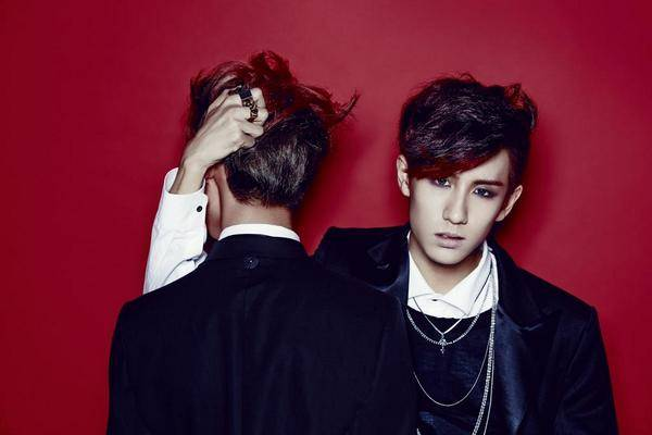 Starship Entertainment reveals Youngmin and Minwoo's teaser images for Boyfriend comeback