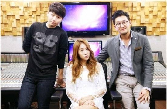 SISTAR, Soyu, Nam Bo Ra, Urban Zakapa, Ahn Jae Hyun