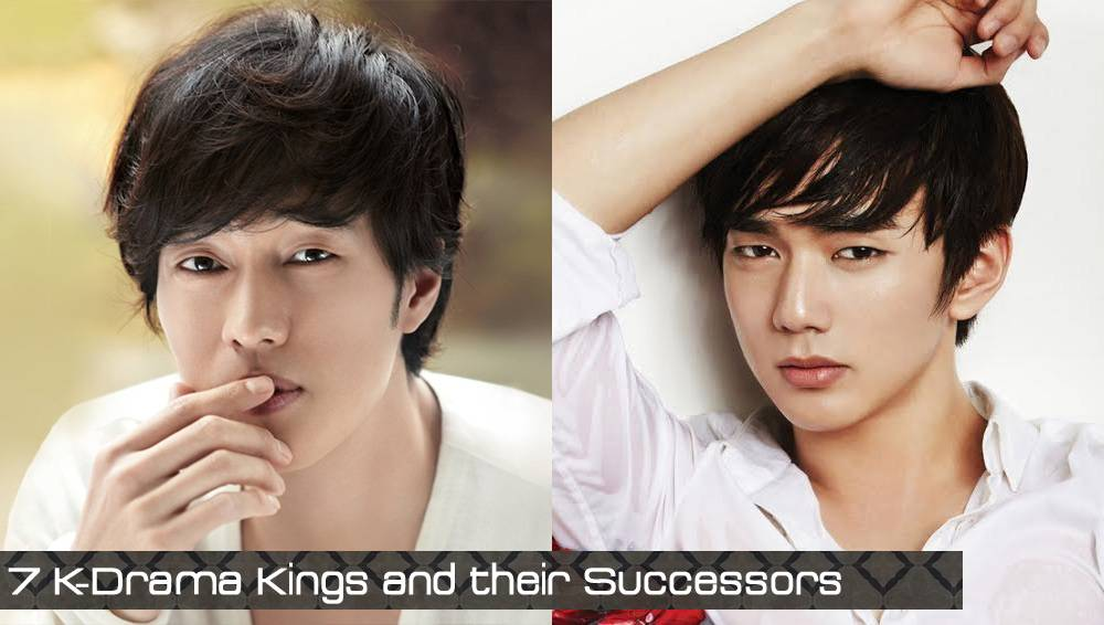 7 K-Drama Kings and their Successors