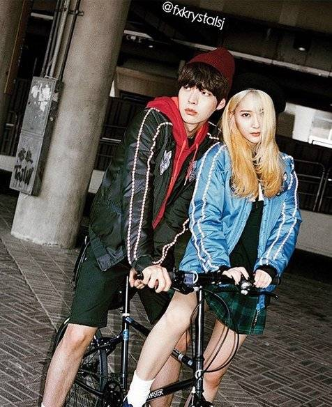 sulli and ahn jae hyun dating