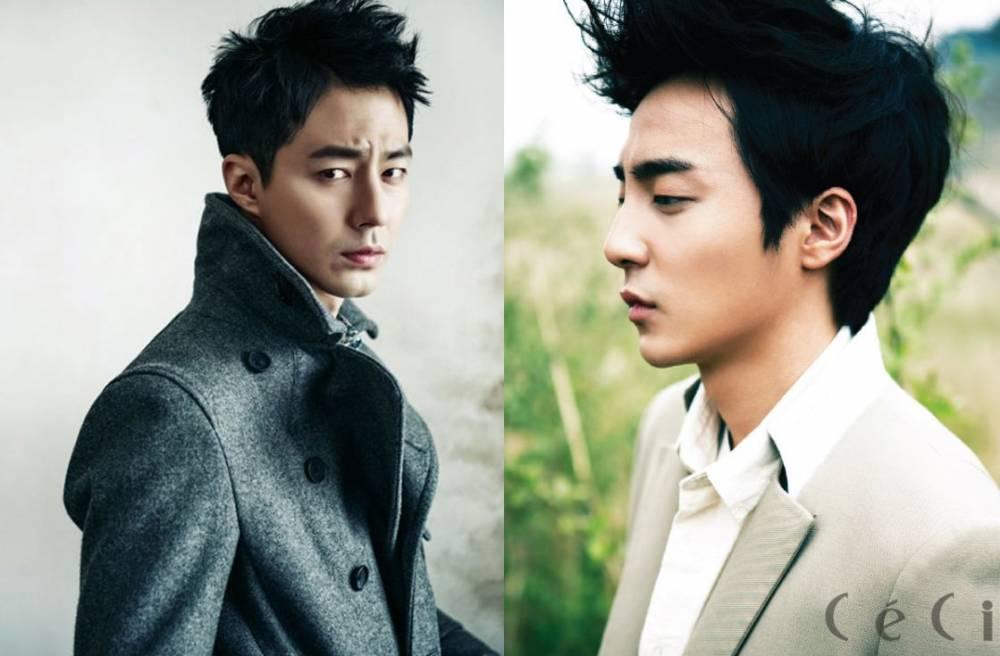 Jo In Sung, Roy Kim, Jung Joon Young, Cha Tae Hyun, Chun Myung Hoon, Kim Jae Dong