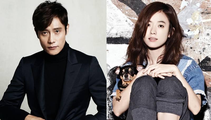 Lee Byung Hun, Han Hyo Joo