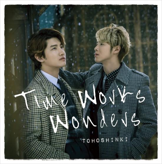 tvxq time japanese album