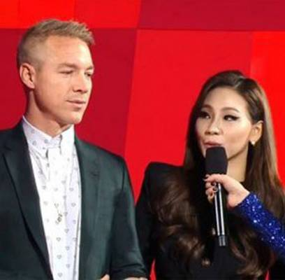 Cl and diplo dating katy 6