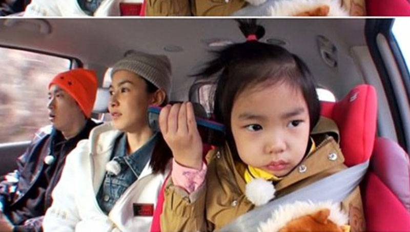 Tablo reveals that his daughter Haru remembers being ...