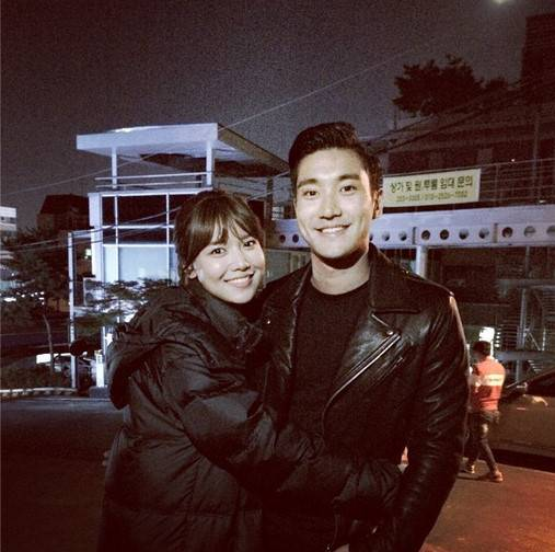 Sooyoung and siwon are dating