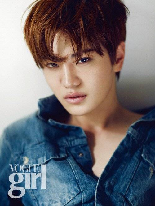 INFINITE's Sungjong takes on a solo pictorial for 'Vogue ...