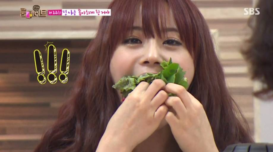 KARA's Youngji wows with her appetite on 'Roommate ...  KARA's Youn...