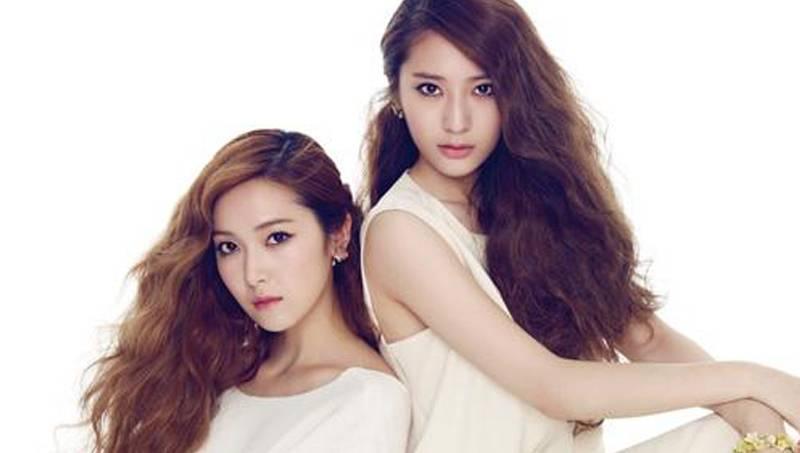 Jessica & K... Jessica Jung Beautiful