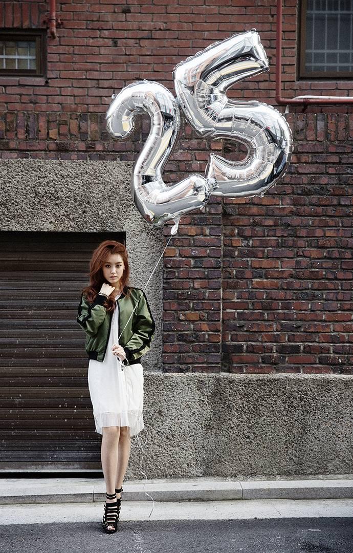 SECRET, Ji Eun