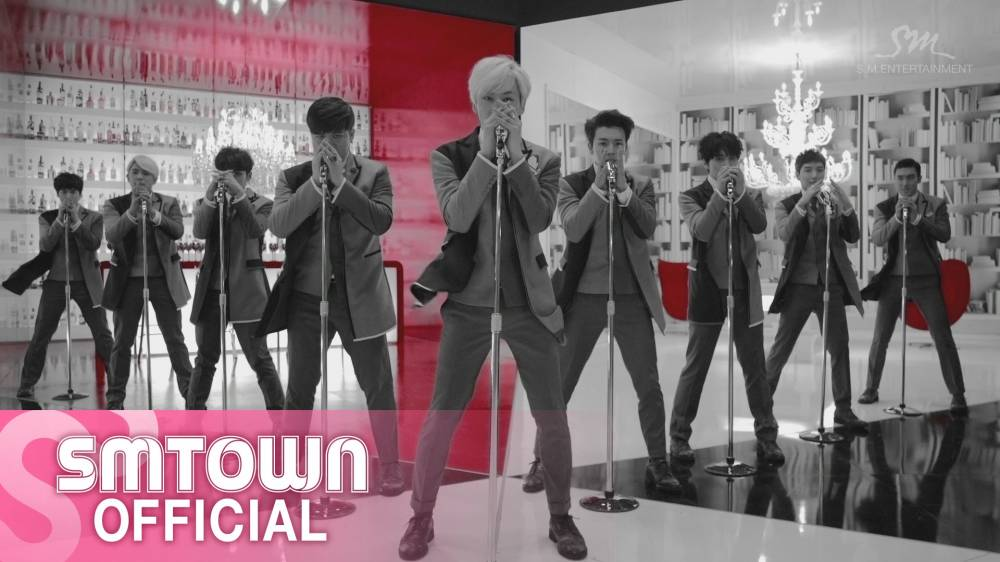 Super Junior say 'This is Love' in new MV!
