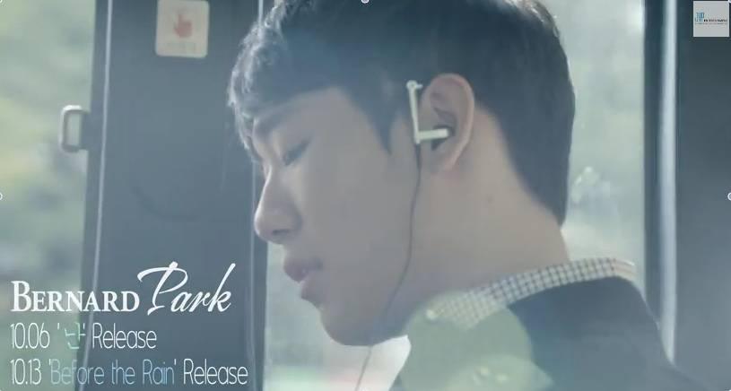 Bernard Park Releases Heart Wrenching MV Teaser For Pre Release Track Im