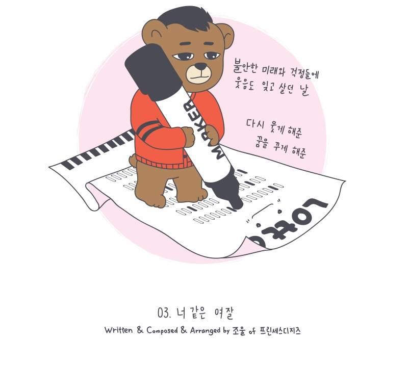 JYP Entertainments Newest Artist Bernard Park Releases Album Spoiler For Im