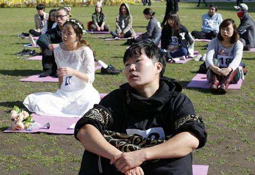 buzz_1414439482_af_org SOUTH KOREA ORGANISED A COMPETITION OF DOING 'NOTHING' - LESSONS TO BE LEARNT News offbeat