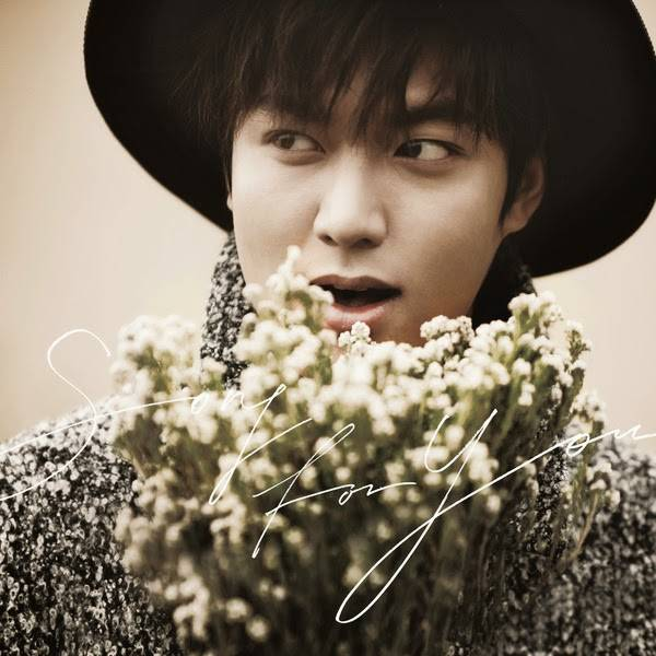 Lee Min Ho drops his mini album 'Song For You'