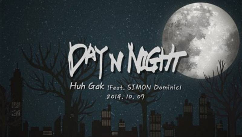 huh gak drops 39 day n night 39 featuring simon d. Black Bedroom Furniture Sets. Home Design Ideas