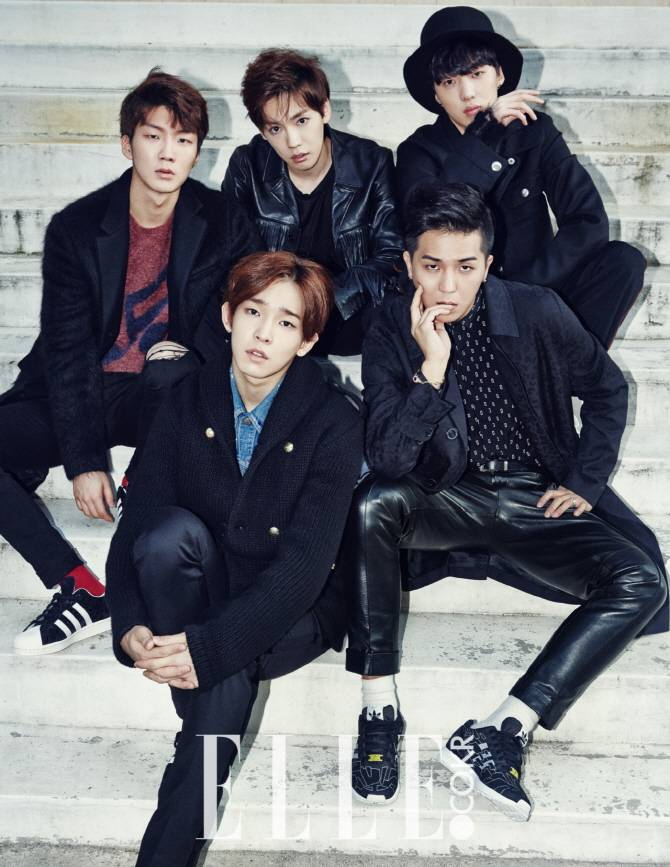 Winner Celebrate The 22nd Birthday Of 39 Elle 39 With 39 Boys Over Flower 39 Concept Photoshoot