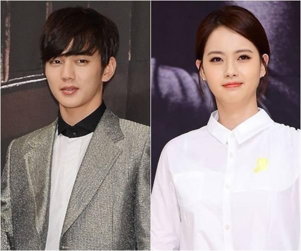 Yoo Seung Ho, Go Ara