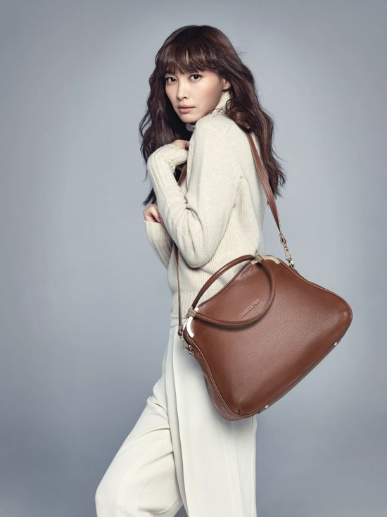 Extrêmement Lee Na Young looks posh and refined in pictorial and campaign  KJ27
