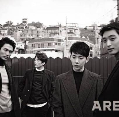 2AM,Seulong,Jinwoon,fx,Krystal,Girls-Day,Hyeri