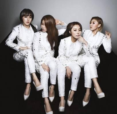 B1A4,Gongchan,mamamoo