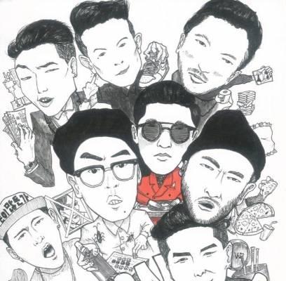 Epik-High,tablo,verbal-jint,winner,song-min-ho,beenzino,ikon,bobby,bi