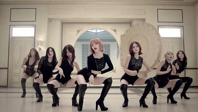 Sexy korean idols ready for your cum yoona minah hani iu - 1 part 5