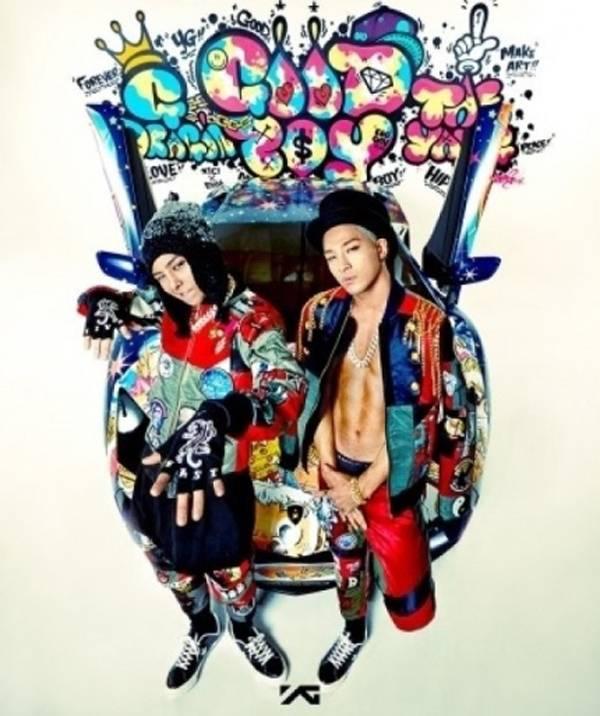 Big Bang, Taeyang, G-Dragon