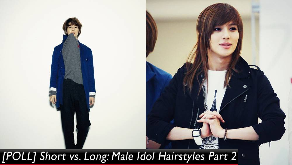 Poll Short Vs Long Male Idol Hairstyles Part 2 Allkpop