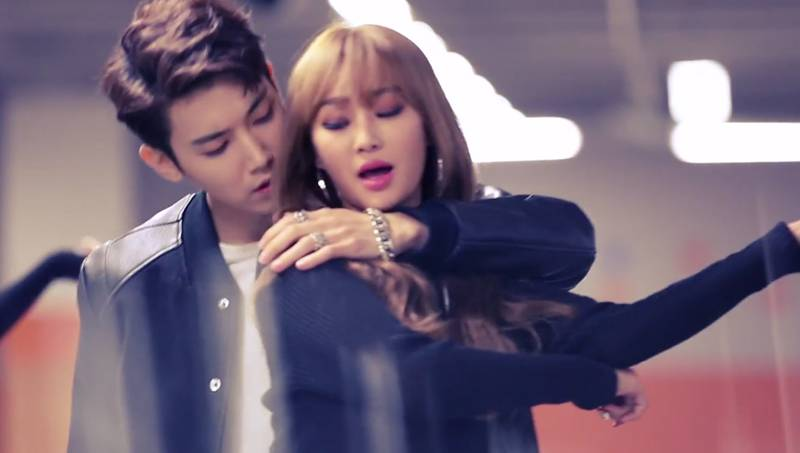 Hyorin and Joo Young release emotional and artistic dance video for 'Erase'