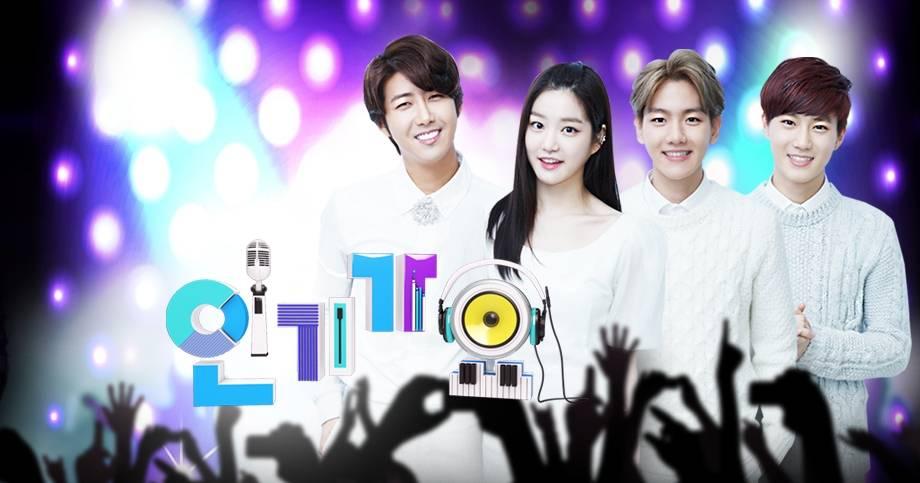 MC Mong wins #1 on SBS' 'Inkigayo' + performances by AOA, Kyuhyun, HI SUHYUN, Lovelyz & more