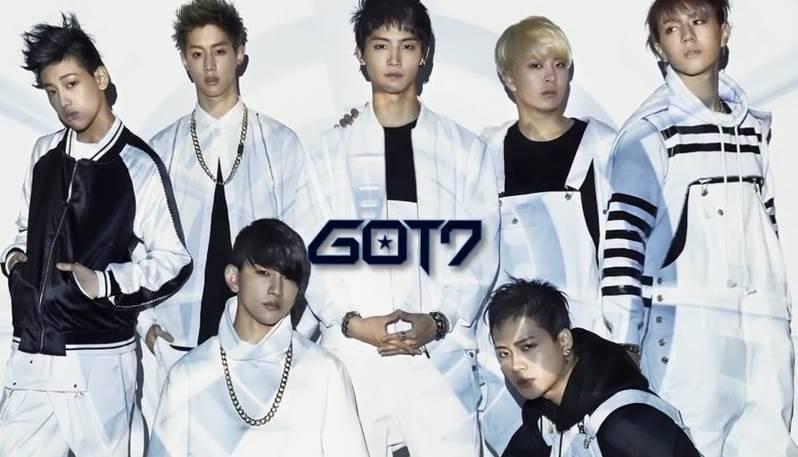 GOT7 reveal spoiler fo...