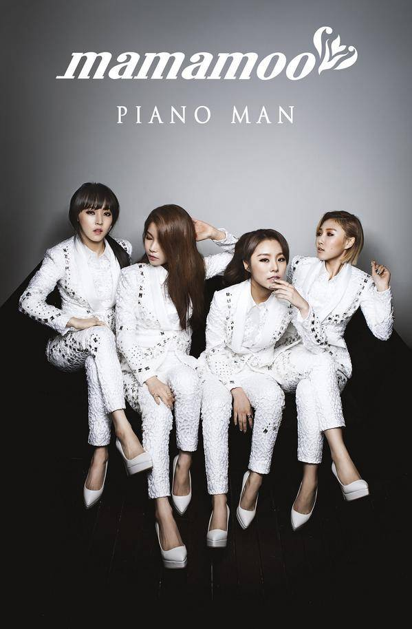 mamamoo piano man single