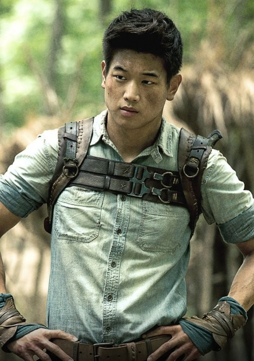'The Maze Runner's Ki Hong Lee is selected as one of the ...