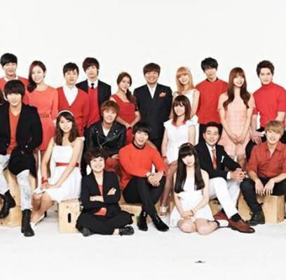 AOA,CNBLUE,FT-Island,Juniel,nflying