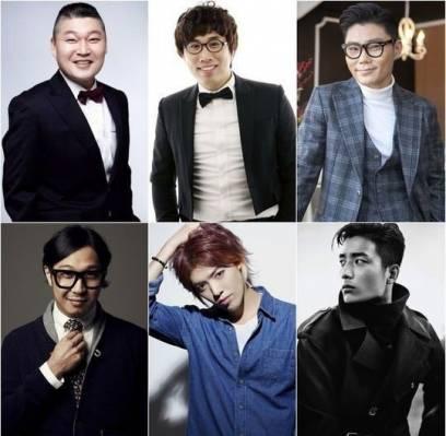 HaHa,MIB,kangnam,Kang-Ho-Dong,jung-tae-ho,kim-bum-soo