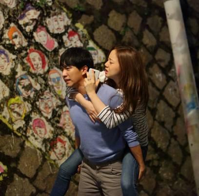 South Korean Popular Actress Moon Chae-won