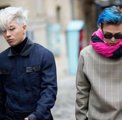 Taeyang,G-Dragon