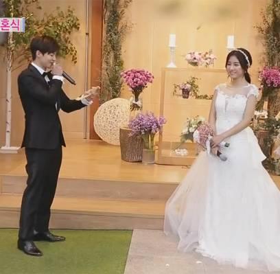 Song Jae Rim And Kim So Eun Walk Down The Aisle On We Got Married Allkpop