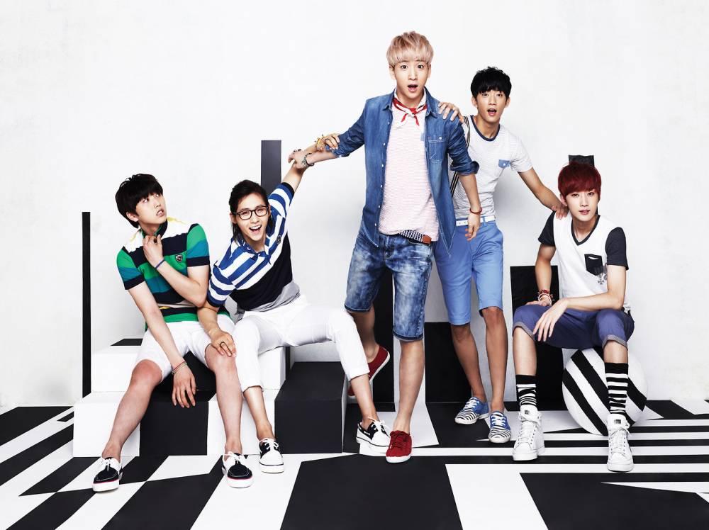 2NE1, B1A4, B2ST, Big Bang, INFINITE