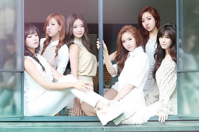 AOA, A Pink, BTOB, INFINITE F, Hyorin, Kyuhyun, Boys Republic, DIA, Son Seung Yeon (Sonnet Son), Wassup, Cross Gene, Lim Chang Jung, Shannon, MAMAMOO, BIGFLO, HALO, Joo Young