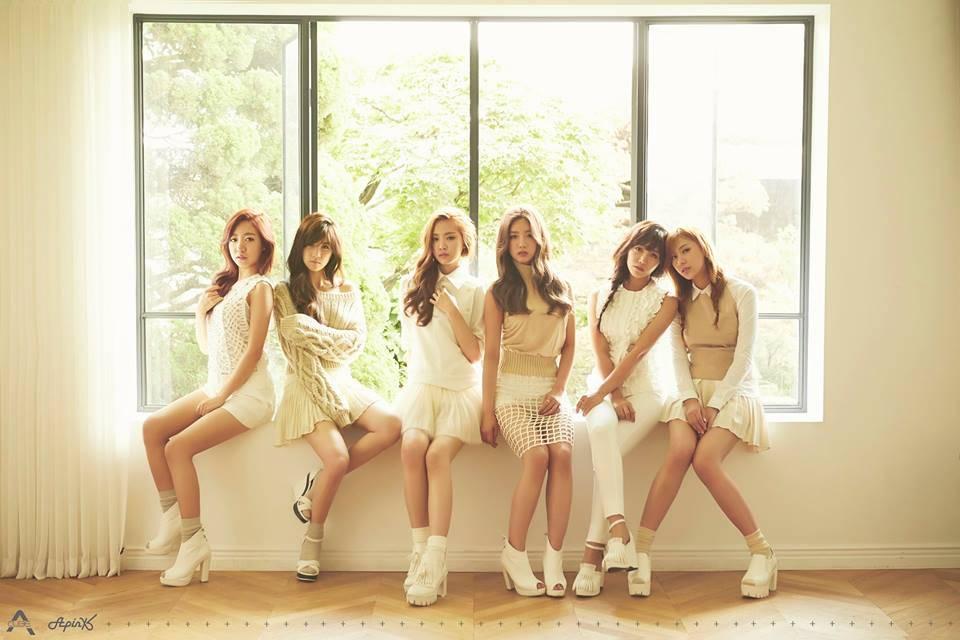 AOA, A Pink, EXID, INFINITE F, Nicole, Hyorin, Kyuhyun, Hong Jin Young, DIA, Ulala Session, Son Seung Yeon (Sonnet Son), MAMAMOO, Park Soo Jin (singer), HALO, Joo Young, Lovelyz