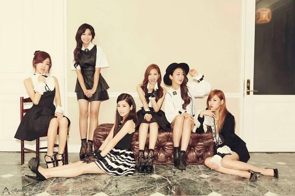 AOA, A Pink, EXID, INFINITE F, Nicole, Hyorin, Boys Republic, Son Seung Yeon (Sonnet Son), Wassup, Lim Chang Jung, GOT7, Shannon, MAMAMOO, Yery Band, BIGFLO, Joo Young, HOTSHOT, Lovelyz