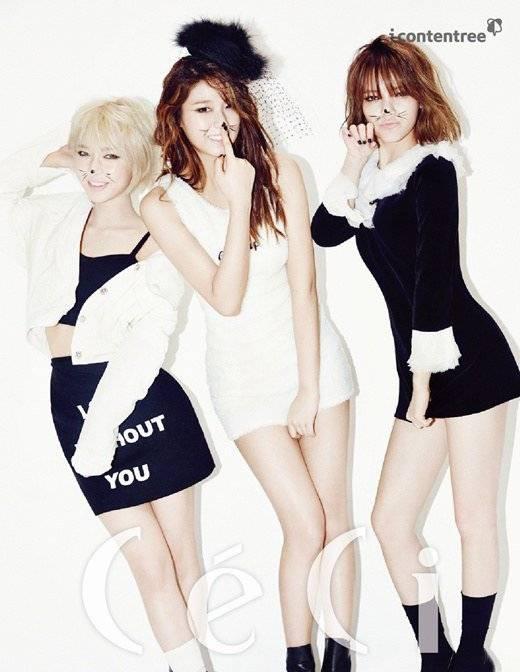 AOA,Seolhyun,ChoA,Jimin
